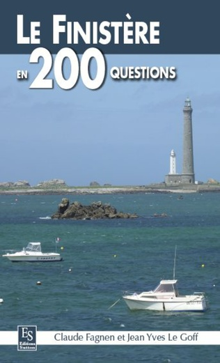 Couverture Le Finistère en 200 questions