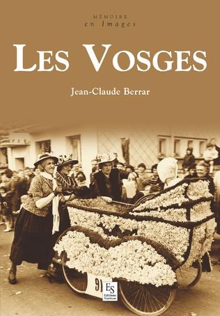 Couverture Les Vosges