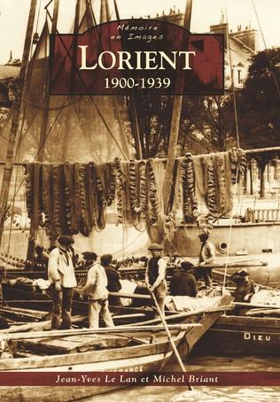 Couverture Lorient - 1900-1939