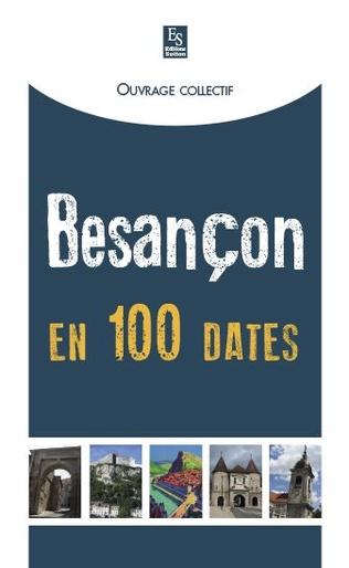 Couverture Besançon en 100 dates