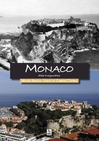 Couverture Monaco d'hier à aujourd'hui