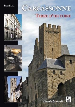 Couverture Carcassonne - Terre d'histoire