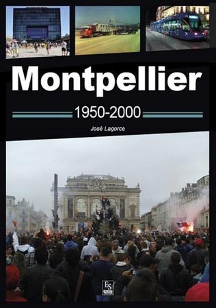 Couverture Montpellier - 1950-2000