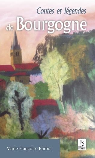 Couverture Contes et légendes de Bourgogne