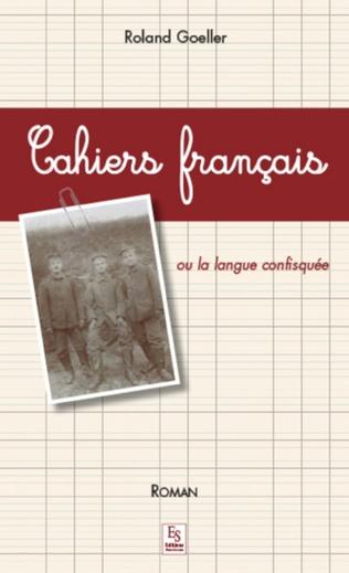 Couverture Cahiers français ou la langue confisquée
