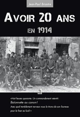 Couverture Avoir 20 ans en 1914