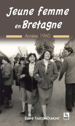 Couverture Jeune femme en Bretagne - Années 1960
