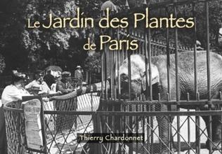 Couverture Le Jardin des Plantes de Paris - Les Petits Mémoire en Images