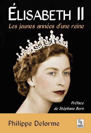 Couverture Elisabeth II - Les jeunes années d'une reine
