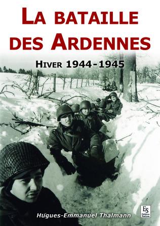 Couverture La Bataille des Ardennes