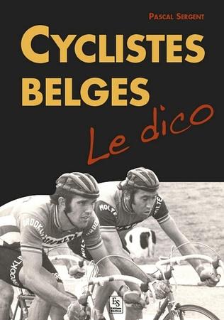 Couverture Cyclistes belges - Le dico