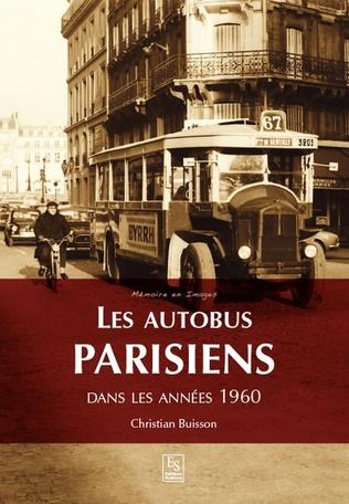Couverture Les Autobus parisiens - Années 1960