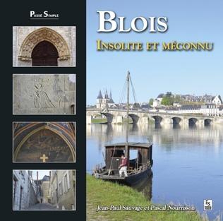 Couverture Blois insolite et méconnu
