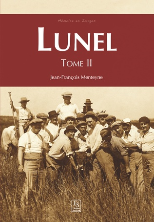 Couverture Lunel - Tome II