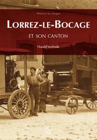 Couverture Lorrez-le-Bocage et son canton