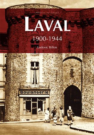 Couverture Laval - 1900-1944