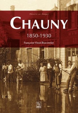 Couverture Chauny - 1850-1930