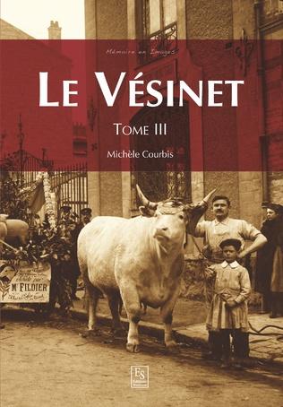 Couverture Le Vésinet - Tome III