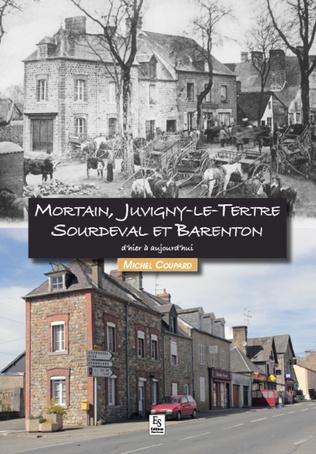 Couverture Mortain - Juvigny-le-Tertre - Sourdeval et Barenton