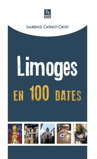 Couverture Limoges en 100 dates