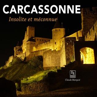 Couverture Carcassonne - Insolite et méconnue