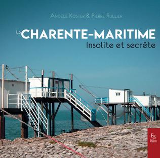 Couverture Charente-Maritime insolite et secrète