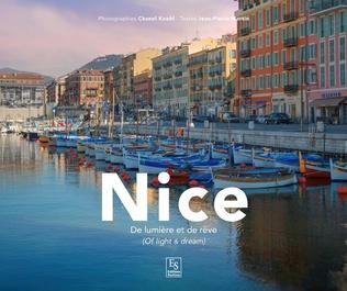 Couverture Nice - De lumière et de rêve