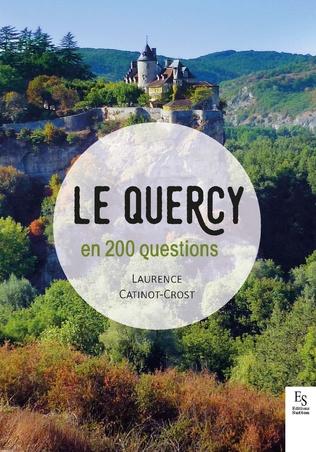 Couverture Le Quercy en 200 questions