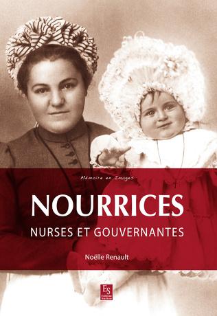 Couverture Nourrices, nurses et gouvernantes