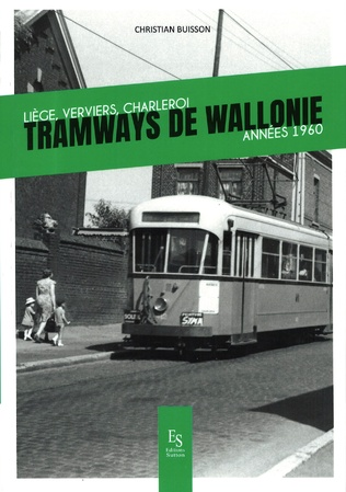 Couverture Tramways de Wallonie