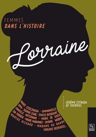 Couverture Femmes dans l'Histoire. Lorraine