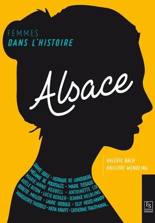 Couverture Femmes dans l'Histoire. Alsace