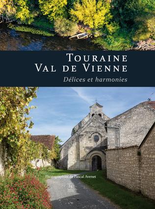 Couverture Touraine Val de Vienne - Délices et harmonies
