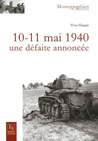 Couverture 10-11 mai 1940