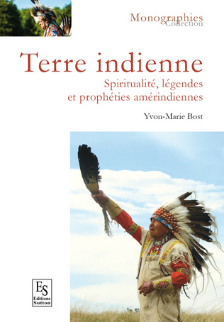 Couverture Terre indienne