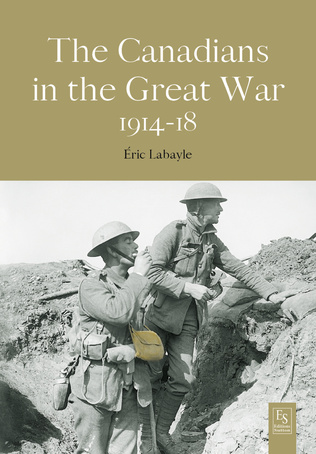 Couverture The Canadians in the Great War