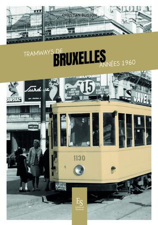 Couverture Tramways de Bruxelles années 1960