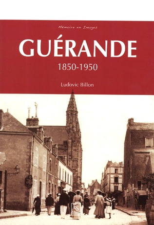 Couverture Guérande 1850-1950