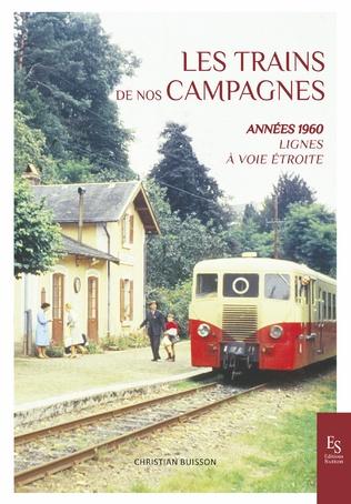 Couverture Les trains de nos campagnes