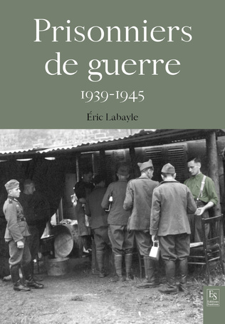 Couverture Les prisonniers de guerre 1939-1945