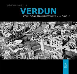 Couverture Verdun Mémoire d'une ville