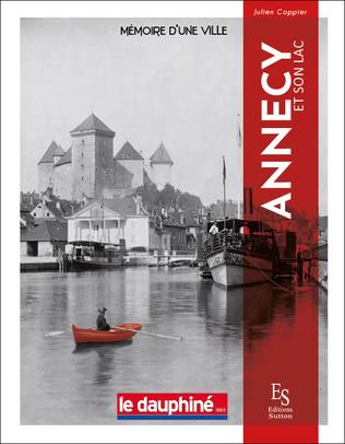Couverture Annecy et son lac