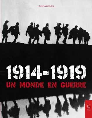 Couverture 1914-1919 Un monde en guerre
