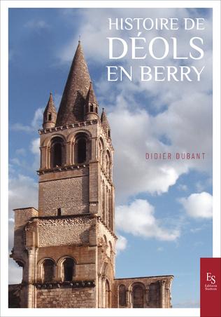 Couverture Histoire de Déols en Berry