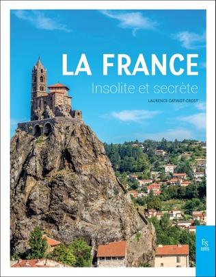 Couverture La France insolite et secrète