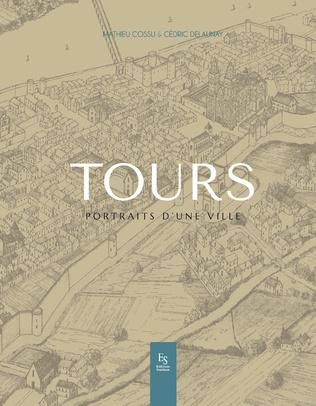 Couverture Tours portraits d'une ville