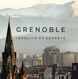 Couverture Grenoble insolite et secrète