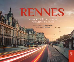 Couverture Rennes de majesté & de culture