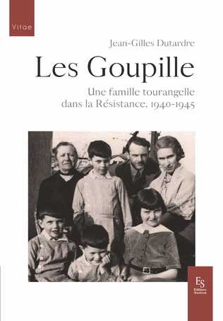 Couverture Les Goupille