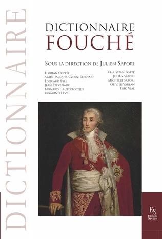 Couverture Dictionnaire Fouché